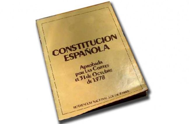 Spanyol alkotmány