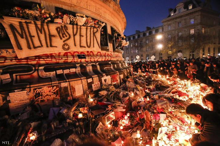 Párizsi megemlékezés