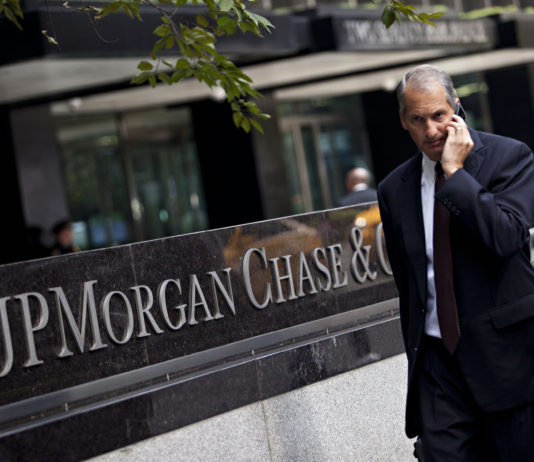 A JPMorgan élen jár a jogi innováció területén.