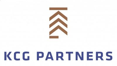 KCG and Partners logo